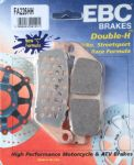 BRAKE PADS, DISCS & SUSPENSION